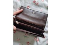 Radley brown leather purse not used £20ono