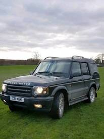 **LOOK** Land rover discovery 2 4.0 lpg