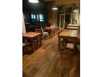 Job lot pub / bar / restauramt furniture