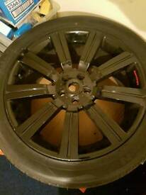 RANGE ROVER WHEELS FOR SALE OPEN TO OFFERS
