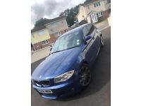 BMW 120D DRIVEABLE BUT NEEDS WORK DONE