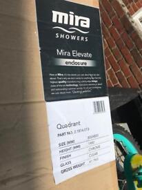 Mira quadrant shower enclosure brand new