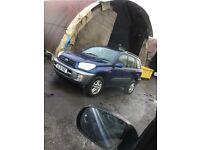 Wanted scrap Toyotas