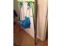 Indoor Fold Away Swing