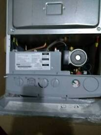 New Gas system boiler
