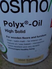 Osmo polix oil