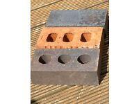 117 spare and unused house bricks
