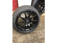 "XXR 527 17"" Multifit Alloys"