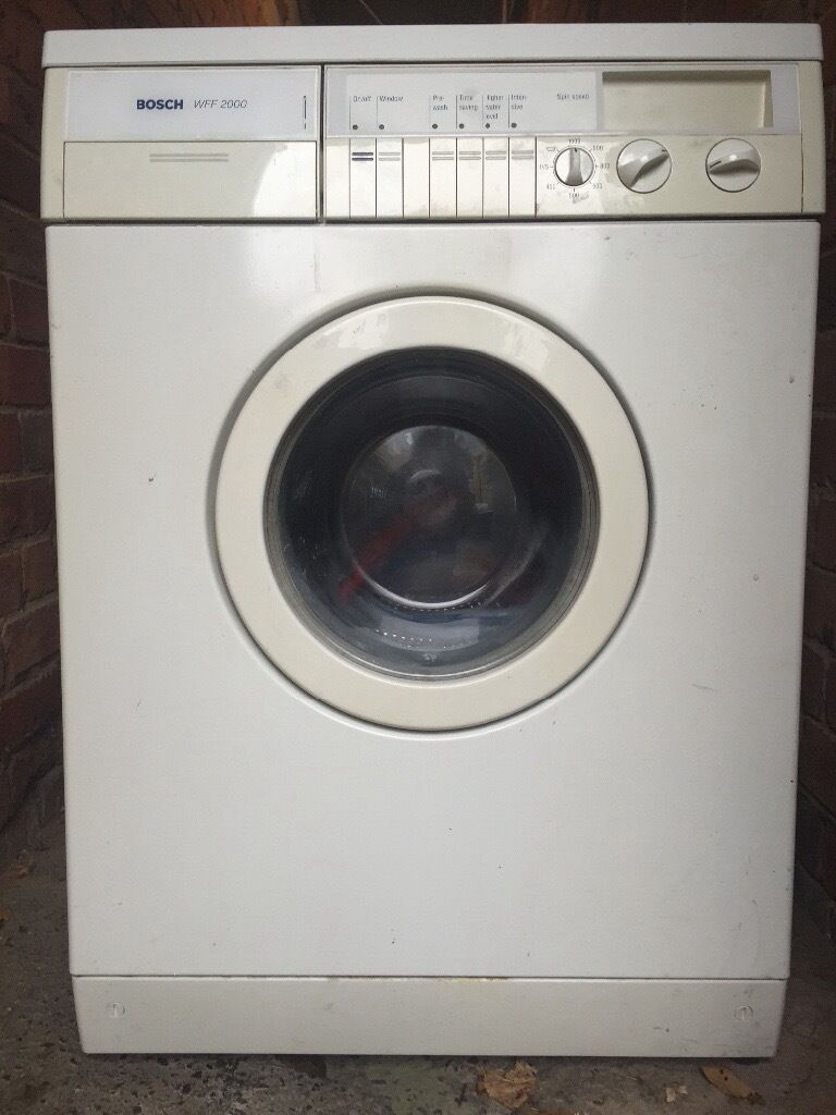 bosch wff2000 washing machine in cheltenham gloucestershire gumtree. Black Bedroom Furniture Sets. Home Design Ideas