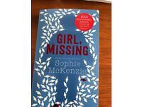 Girl Missing by Sophie McKenzie