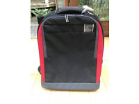 Cabin bag - suits most airlines - also acts as a back pack