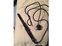 Boots hairstyling Tongs
