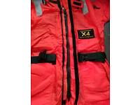 Survival floatation suit