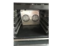 Unused bakery /cafe oven twin fan .this free standing oven has been my spare only used for storage