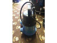 Flotec VIP Vort 130-5 230v Ground Water Pump & Hose
