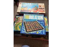 Large bundle of vintage games