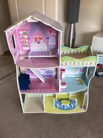 Barbie house (large)