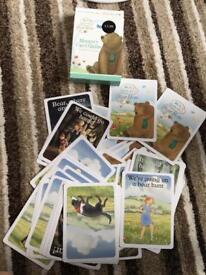 Bear Hunt Memory Card Game