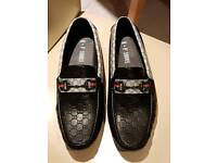 Mens gucci shoes size 9