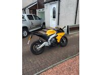 2014 Aprilia RS4 125 Learner legal 4230 mls Well looked after ,clean bike