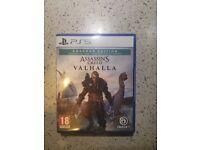 Assassins creed Valhalla for PS5 PlayStation 5