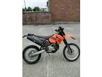 Ktm exc 450 2005