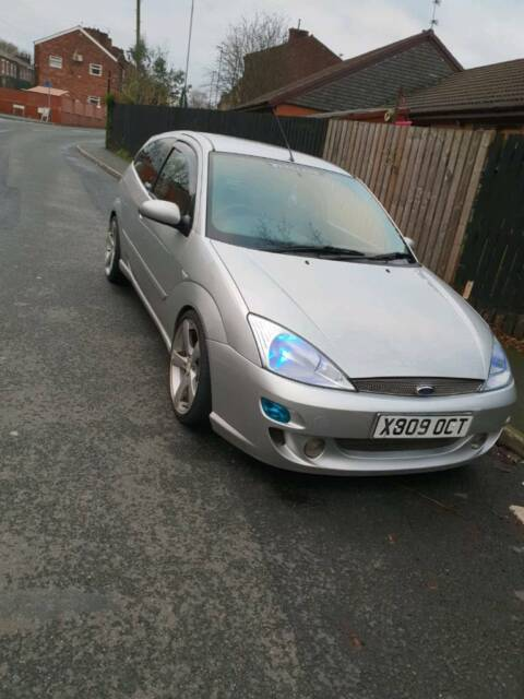 Ford Focus Mk1 1 8 16v Zetec Collection Edition In Chadderton Manchester Gumtree
