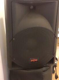 Karaoke and disco equipment