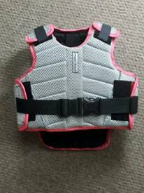 Harry Hall child's body protector