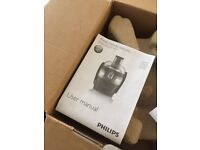 Philips Juicer, Viva Collection 500w, GONE