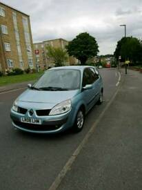 AUTOMATIC RENAULT GRAND SCENIC 7 SEATER FULL SERVICE HISTORY ONE YEAR MOT ONLY 2 PREV OWNERS