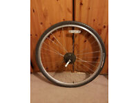 Rear bike wheel Nimbus 700x35c - £10
