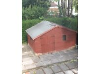 Exceptionally LARGE Shed for SALE in Manchester