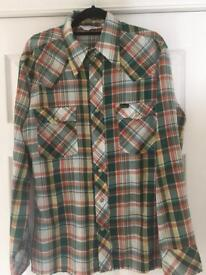 Wrangler shirt M