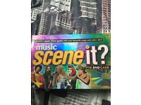 Scene it- music edition The DVD game