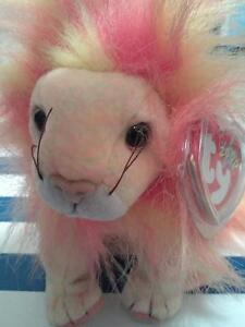 Ty Beanie Baby BUSHY the LION *MINT with TAGS* *$10*