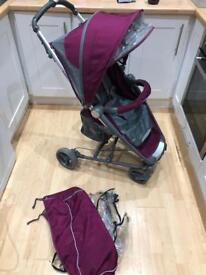 Esipro pushchair