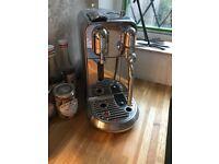 SAGE CREATISTA PLUS STAINLESS STEEL NESPRESSO COFFEE MACHINE