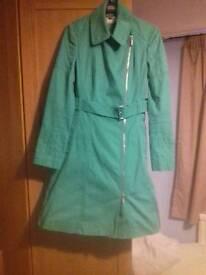 Karen millen women's coat size 10 as new