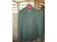 Suit jacket for sale.