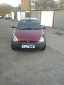 Ford Ka (12 Months Mot) (Low Milage) £590 Open To Offers!!
