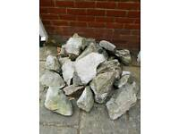 Rockery stone's