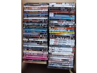 Job Lot of 63 DVDs Bundle Car Boot Wholesale