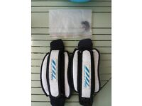 Used kite surfing wave board straps