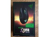 Razer Naga Expert Gaming Mouse 4G, excellent condidtion Has all accesories, comes with original box