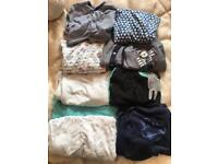 Boys 3-6 month baby grows