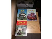 classic buses yearbooks volumes 3,6,8