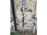 Skis fischer mt5 172cm