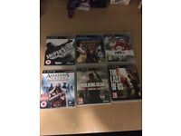 Playstation 3 with 1 controller. 30 top games e.g.GTA 5 , ALL Call of Duties & all Assassins creeds