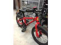 Frog 48 1rst bike in red 16""